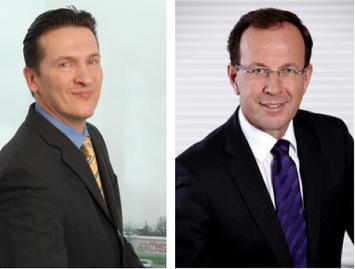 Gernot Brandtner, ASFINAG & Wolfgang Gleissner, Bundesimmobiliengesellschaft (BIG)
